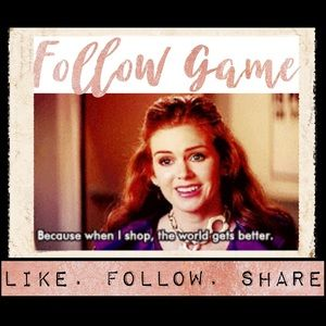 NEW Follow Game! 💋💃🏽✨